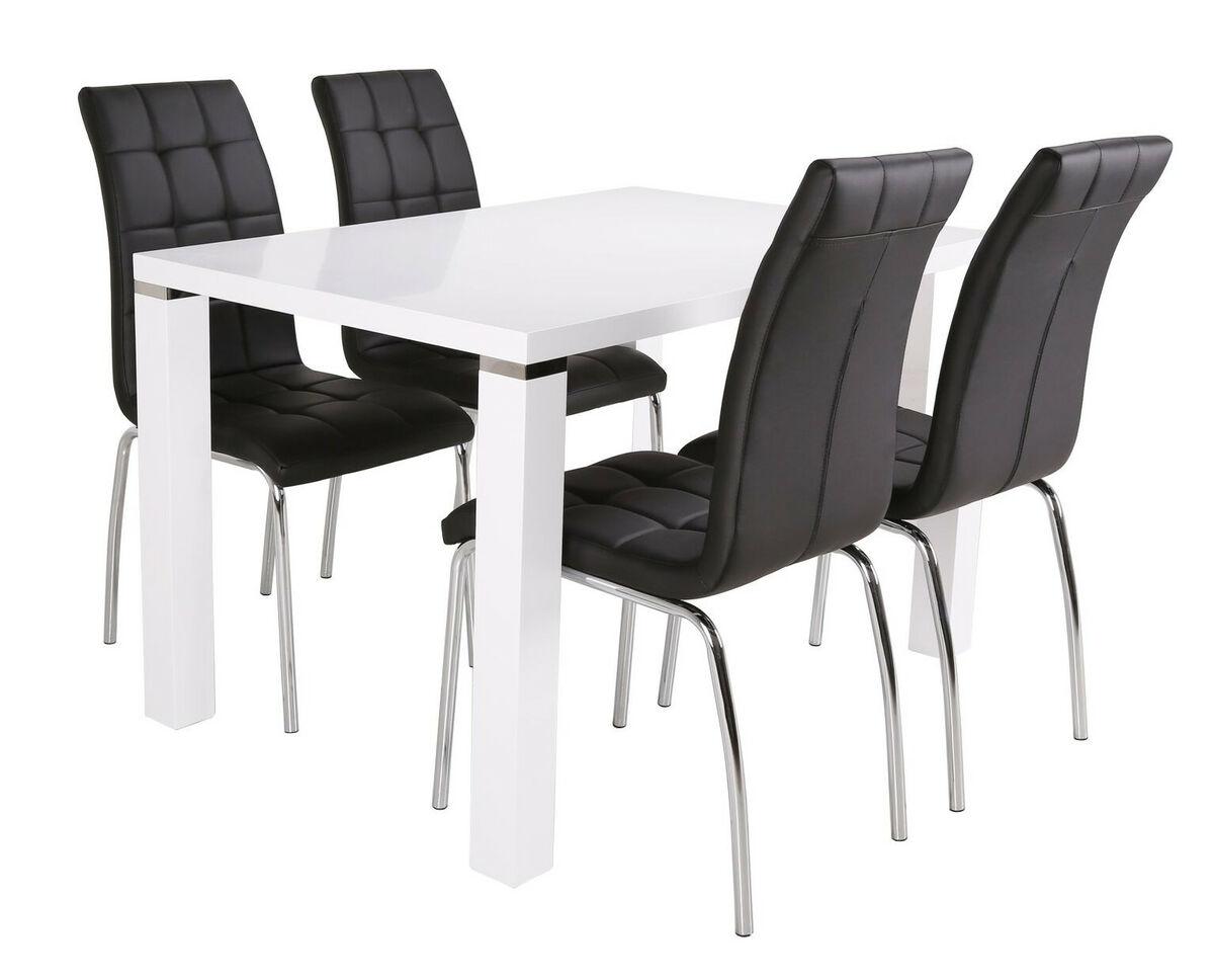Kromiset Ruokapöydän tuolit Tilaa edullisesti netistä